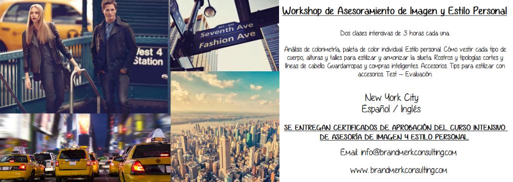 Workshop Asesoria Imagen Personal